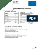 cara pembuatan tablet guaiafenesin (forward)