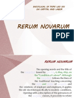 Rerum Novarum, ENCYCLICAL OF POPE LEO XIII  ON CAPITAL AND LABOR