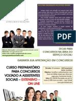 DICAS CONCURSOS 21