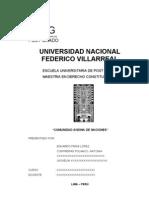 Comunidad Andina de Naciones