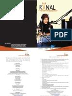Cover Kanal Vol1 No2