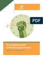 European Patient Empowerment 2009 Report