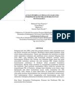 4.Penataan Dan Pembinaan PKL Dalam Perspektif Kombang Di Surakarta Oleh M Fajar Pramono Dan Syamsulhadi Dan Mudiono Dan Sunarru Samsi Hariadi