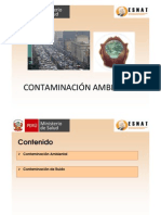 Contaminación del aire y auditiva - Impacto Ambiental