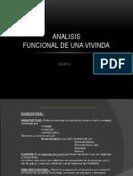 Analisis Funcional de Una Vivienda