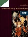 Xon de Ros - Primitivismo y Modernismo.pdf
