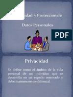 Privacidad Y Protección De Datos Personales2