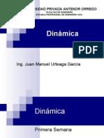 Dinámica Conceptos Básicos (Dimensiones y leyes de la Mecánica)