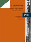 Ciudad y Universidad. Ciudades universitarias y campus urbanos