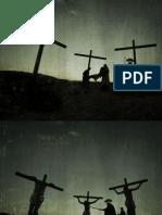 Slides Para Palestra - Crucifixion Silhouettes