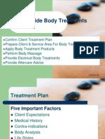2010.7.28.Provide Body Treatments