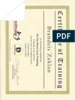saving lacy certificate
