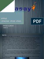 Apple (iPhone iPod iPad)
