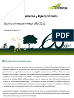 59116_Presentacion_4Q-2011_Ecopetrol_ESPAÑOL