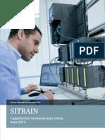 Brochure Sitrain 2013