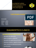 Cancer de Ovario Seminario