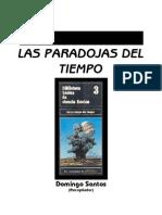 Santos, Domingo - Las Paradojas Del Tiempo