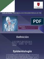 Presentación 2 cervicalgia y cervicobraquialgia