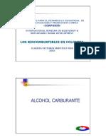 Etanol Colombia