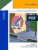 Les Escaliers - Conception - Dimensionnement - Execution