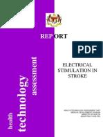 Electrical Stimulation in Stroke