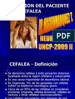 Cefalea Final
