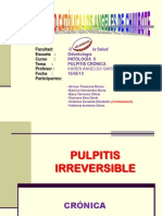 Pulpitis Cronica Expo