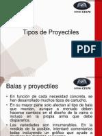Tipos de Proyectiles-BALISTICA
