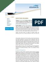 6  Explain Basic Injection Molding Machine Process