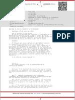 Código Orgánico de Tribunales 2013