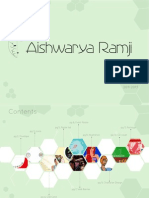 Aishwarya Ramji  Graphic Design Portfolio