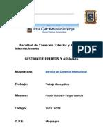 Trabajo de Derecho Internacional - La Regulacion Del Subsidio en La OMC