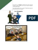 Cuál es la diferencia entre un cuervo y un abogado AMENIDADES