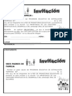 InvitacionXX Red 10