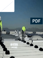 Install Non-penetrating Pv Mounting Rack 01