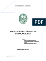 alcaloides esteroidales