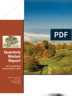Quarterly Market Report 1st QUARTER January–March, 2009 Prepared Exclusively