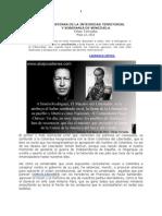 Defensa de La Integridad Territorial de Venezuela Felipe Torrealba