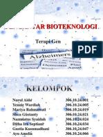 Terapi Gen Alzheimer