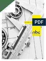 Technical Catalogue Bearings Nbc