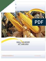 Daily Agri Report10 June 2013