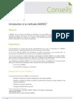 La Methode Amdec