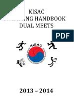 kisac swimming handbook 2013-2014