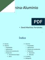 Alúmina-Aluminio