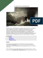 Potopul lui Noe – un episod care a schimbat istoria