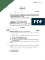 2014 Syllabus 11 English Core
