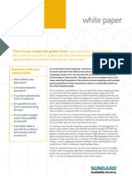 Cloud Security Paper