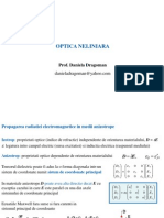 CURS Optica Neliniara