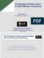 The Strategic Facility Layout Problem - Asia