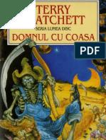 Terry Pratchett - Lumea Disc - Domnul Cu Coasa